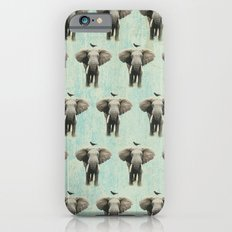 friends for life wall paper Slim Case iPhone 6