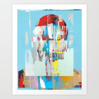tchmo Art Prints featuring Untitled 20150312d by tchmo