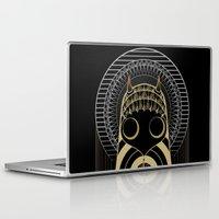 art deco Laptop & iPad Skins featuring Art Deco by Mrs.Kirki