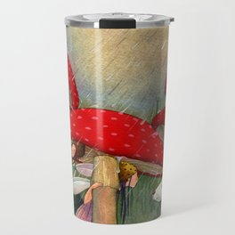 "Serena Riglietti ""Plin Plin"" by ApplausoUS Travel Mug"