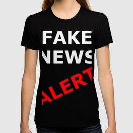 Fake News design, Funny Trump and Fake News graphic T-shirt