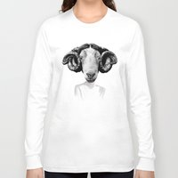 leia Long Sleeve T-shirts featuring LEIA by kravic