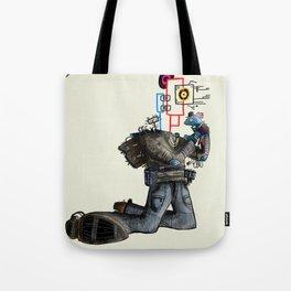 Modernite #7 Tote Bag