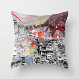 Tbilisi 3 Throw Pillow
