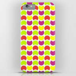 Hob Nob Citrus 5 iPhone Case