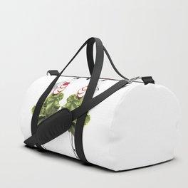 Edible Ensembles: Radish Duffle Bag