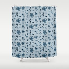 Kristin's Meadow Shower Curtain