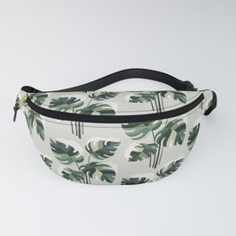 Cat and Plant 11 Pattern Fanny Pack