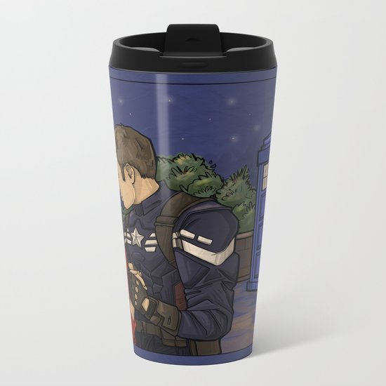 Back for that Dance Metal Travel Mug