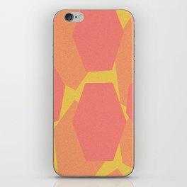 Hexa-Pattern iPhone Skin