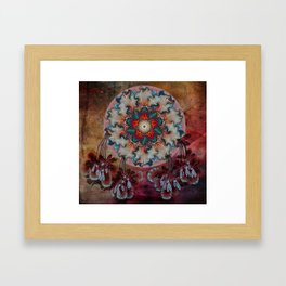 Dream Catcher ~ Series 14 Framed Art Print