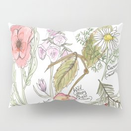 Natures Bounty Pillow Sham