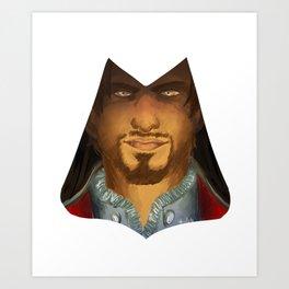 Ezio Art Print