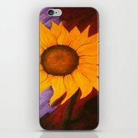 sister iPhone & iPod Skins featuring Sister by Jessica Nicole Pacheco