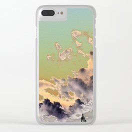 Contours Clear iPhone Case