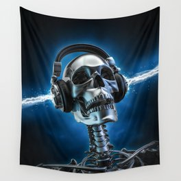 Soul music Wall Tapestry