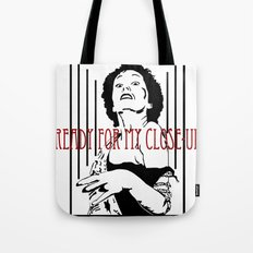 All right, Mr. Demille... Tote Bag