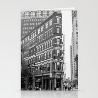 building Stationery Cards featuring BUILDING by Stephanie Bosworth