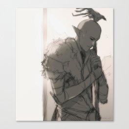 Solas (Trespasser) Canvas Print