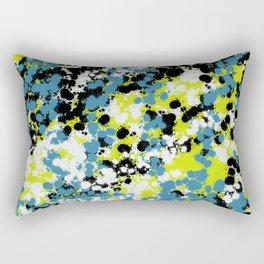 Splats Rectangular Pillow