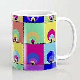 Aspie Circles Coffee Mug