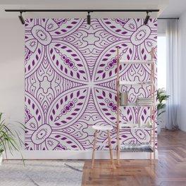 Mindful Mandala Pattern Tile MAPATI 97 Wall Mural