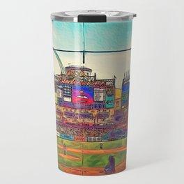 Baseball heaven Travel Mug