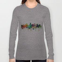 Portland Oregon Skyline SP Long Sleeve T-shirt