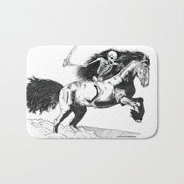 The Fourth Horseman Bath Mat