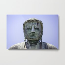 The Great Buddha of Kamakura Metal Print
