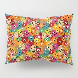 Dot Machine Pillow Sham