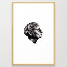 Louis Kahn Framed Art Print