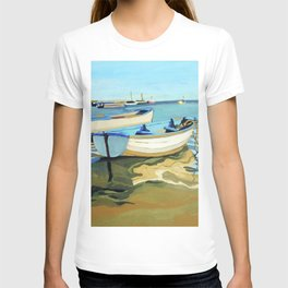 The Blue Boats T-shirt