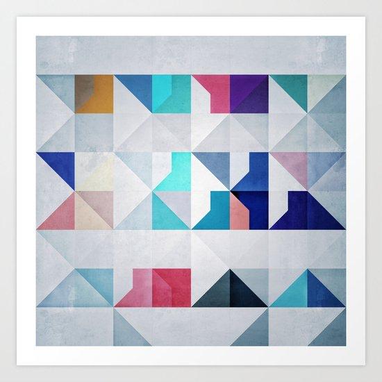 Whyyt2 Art Print