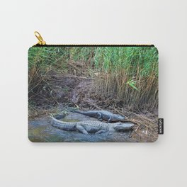 Charlie And Charlene Carry-All Pouch