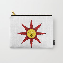 Praise the sun Carry-All Pouch