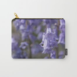 The Bluebell Patch Carry-All Pouch