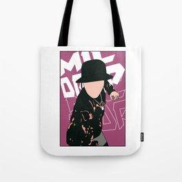 MIC DROP JHOPE Tote Bag