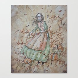 Whisper of Autumn Canvas Print