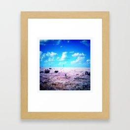 Cruel Summer Framed Art Print
