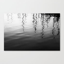 Ripples And Reflections 2 Canvas Print