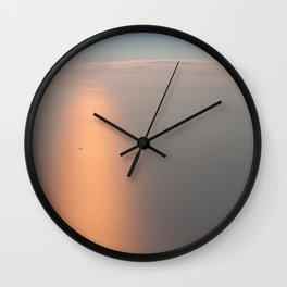 Be.Low Wall Clock