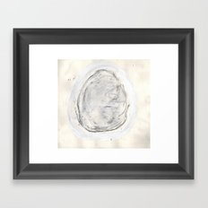 Almost Invisible  Framed Art Print