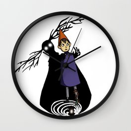 Shadow of the Beast Wall Clock