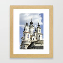 Heaven Closeness Framed Art Print