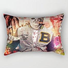 Night Out: Hotline Miami Rectangular Pillow