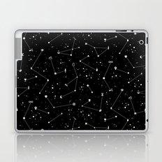 Constellations (Black) Laptop & iPad Skin