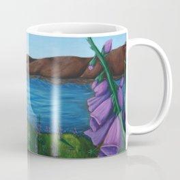Foxglove Cliffs Coffee Mug