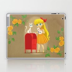 Retro Sailor Venus Laptop & iPad Skin
