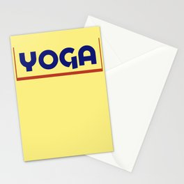 YOGA - ADOBO Stationery Cards